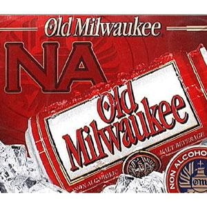Old Milwaukee Non-Alcoholic Beer