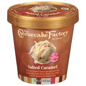 The Cheesecake Factory At Home Salted Caramel