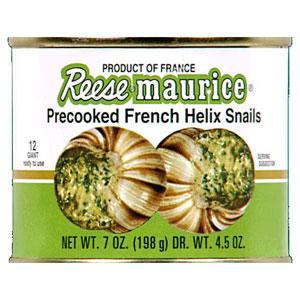 Reese Snails Without Shells In Vinegar
