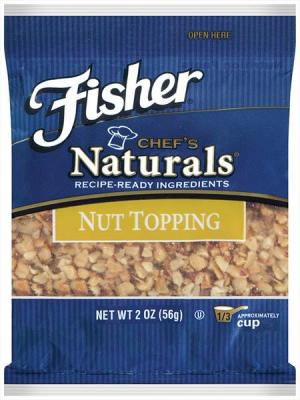 Fisher Chef's Naturals Nut Topping