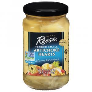 Reese Tender Small Artichoke Hearts