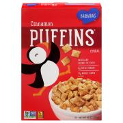 Barbara's Bakery Cinnamon Puffins Cereal