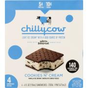 Chilly Cow Cookies N' Cream Bars