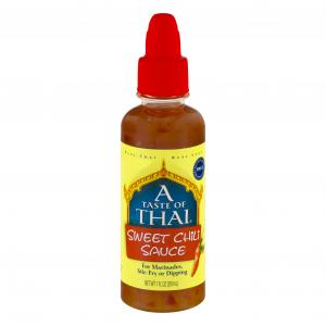A Taste of Thai Sweet Red Chili Sauce