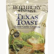 Rothbury Farms Texas Toast Cheese Garlic Croutons