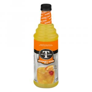 Mr. & Mrs. T's Whiskey Sour Mixer