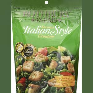 Rothbury Farms Italian Style Croutons