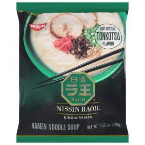 Nissin Raoh Ramen Noodle Soup Tonkotsu