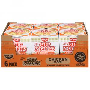 Nissin Ramen Noodle Cup Chicken Flavor