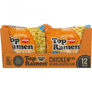 Top Ramen Chicken Family Pack