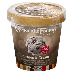 The Cheesecake Factory At Home Cookies & Cream