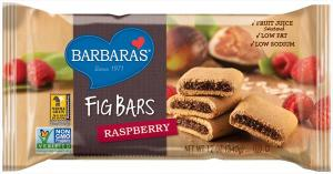 Barbara's Bakery Fat Free Wheat Free Raspberry Fig Bars