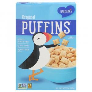 Barbara's Original Puffins Cereal