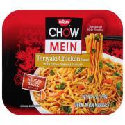 Nissin Chow Mein Teriyaki Chicken