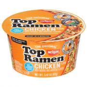 Nissin Top Ramen Bowl Chicken