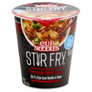 Nissin Stir Fry Teriyaki Beef Flavor