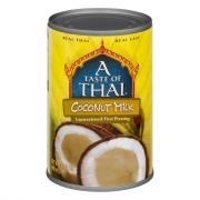 A Taste of Thai Coconut Milk