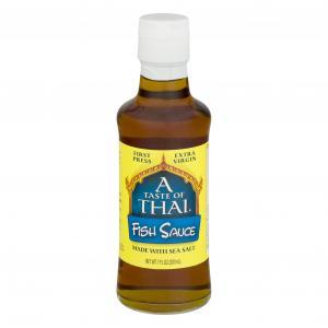 Taste of Thai Fish Sauce