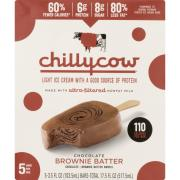 Chilly Cow Chocolate Brownie Batter Bars