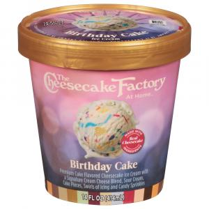 The Cheesecake Factory At Home Birthday Cake