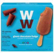 Weight Watchers Giant Chocolate Fudge Bars