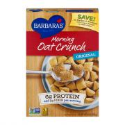 Barbara's Original Shredded Oats Cereal