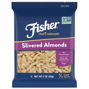 Fisher Chef's Naturals Slivered Almonnds