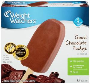 Weight Watchers Chocolate Fudge Bars