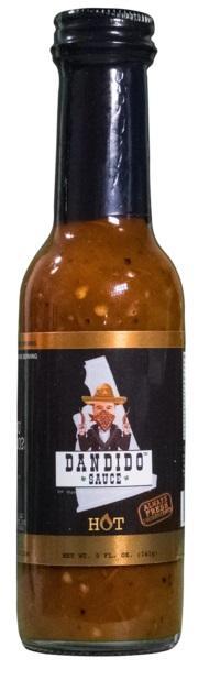 Dandido Hot Sauce