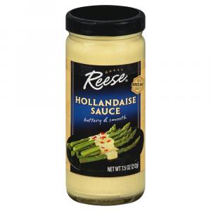 Reese Hollandaise Sauce