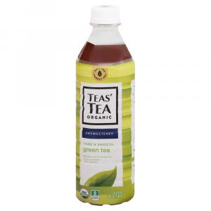 Teas' Tea Organic Unsweetened Pure & Smooth Green Tea