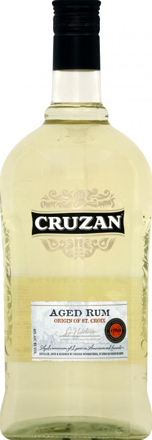 Cruzan Light Aged Rum