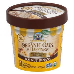 Bakery On Main Organic Oats & Happiness Probiotic Cultures