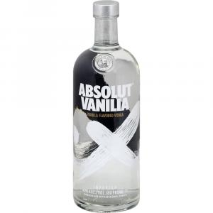 Absolut Vanilla Vodka 80 Proof