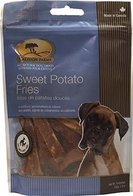 Caledon Farms Sweet Potato Fries Dog Treats