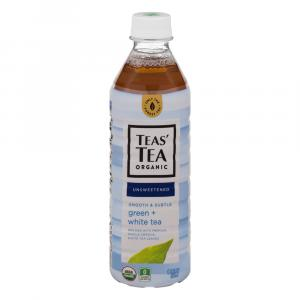 Teas' Tea Organic Unsweetened Green & White Tea