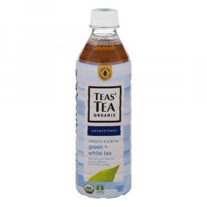 Teas' Tea Organic Smooth & Subtle Green & White Tea