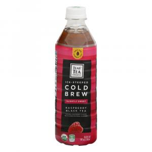 Teas' Tea Organic Slightly Sweet Cold Brew Raspberry Tea