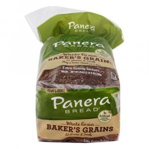 Panera Bread Whole Grain Baker's Grains