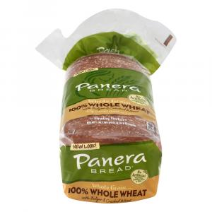 Panera Bread at Home Whole Grain 100% Whole Wheat Bread