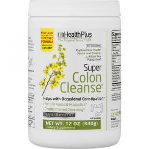 HealthPlus Super Colon Cleanse Dietary Supplement