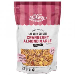Bakery on Main Gluten Free Nutty Cranberry Granola
