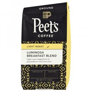 Peet's Coffee Light Roast Columbia Luminosa