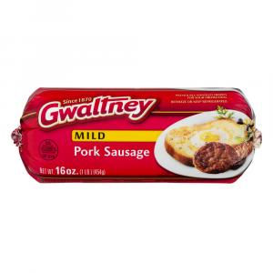 Gwaltney Mild Sausage Roll