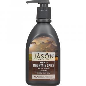 Jason Men's Mountain Spice Body Wash