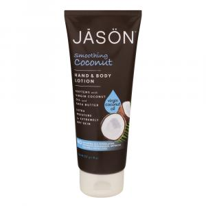 Jason Smoothing Coconut Hand & Body Lotion