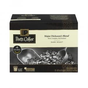 Peet's Coffee Major Dickason's Blend K-Cups