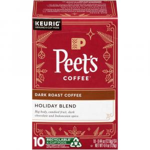 Peet's Coffee Holiday Blend K-Cups