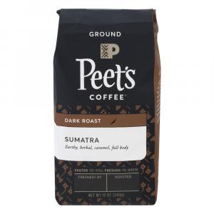 Peet's Coffee Sumatra Ground Coffee