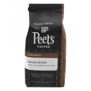 Peet's Coffee House Blend Whole Bean Coffee